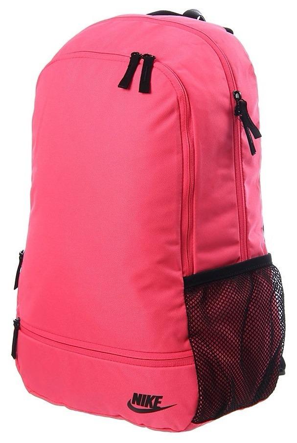 ¡¡original Rosa Negro Con Nike Backpack Mochila Tl51FKuJc3