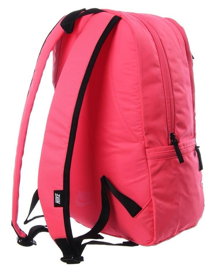 a9cf40b5e Mochila Nike Rosa Con Plata Backpack ¡¡original!! - $ 499.00 en ...