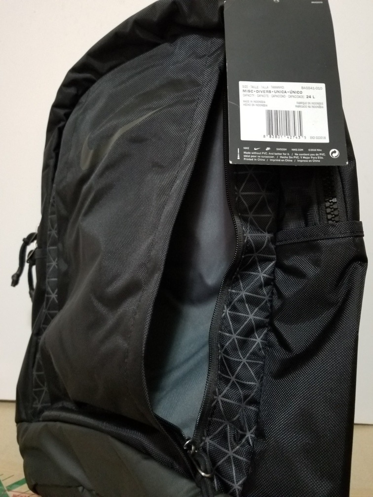 mochila nike vapor jet notebook backpack. Cargando zoom. 7f78eb979e154