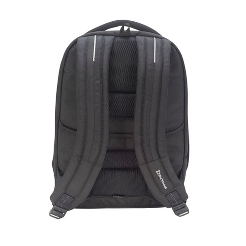 mochila nikkei 9023 backpack 800 black 14 pulgadas saxoline