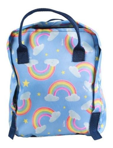 mochila niños güima arcoíris