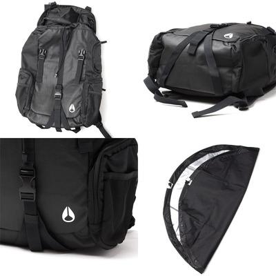 mochila nixon c1952-000-00 waterlock backpack ii laptop
