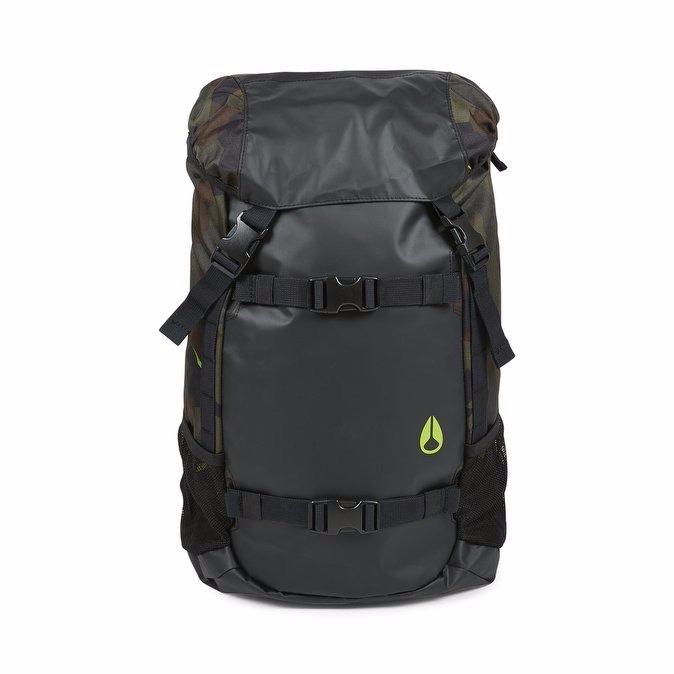 1 Backpack 995 33 C1953 Landlock Ii 00 Nixon Litros Mochila 2428 zOwqnU1Z