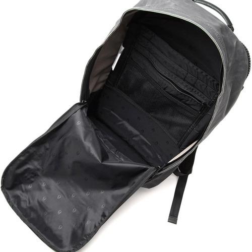 mochila nixon c2185-000-00 base black porta laptop 19 litros
