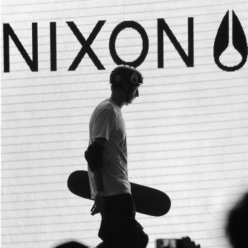 mochila nixon c2190-2171-00 beacons navy laptop 18 litros