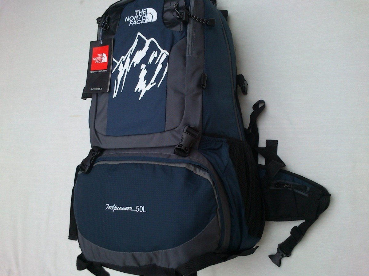 north face mochila m