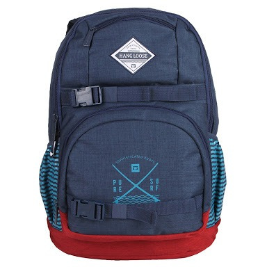 mochila notebook 15 hang loose hla1203 oath azul