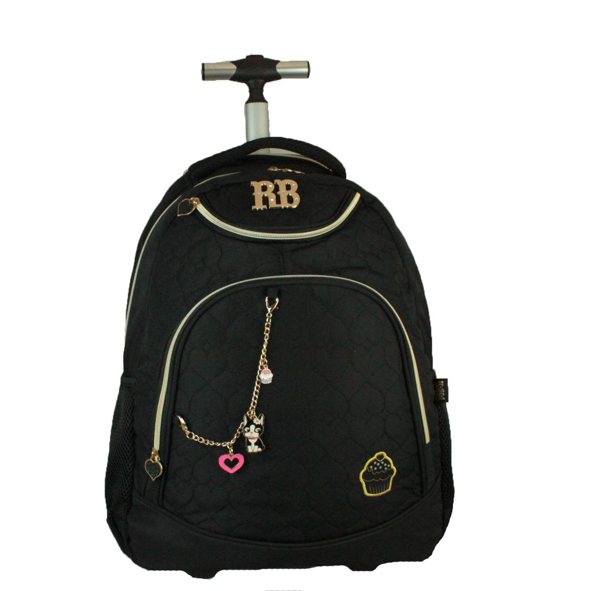 f6304319d mochila notebook 15 rodinhas rebecca bonbon cupcake rb8173. Carregando zoom.