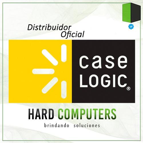 mochila notebook 15,6 case logic ccam-1116 commence negra