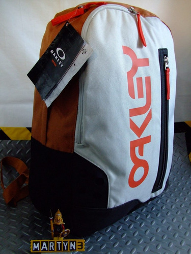 mochila oakley b1-b pack factory pilot collection importada