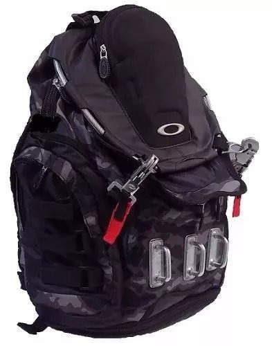 mochila oakley kitchen sink backpack 50 frete grátis +brinde