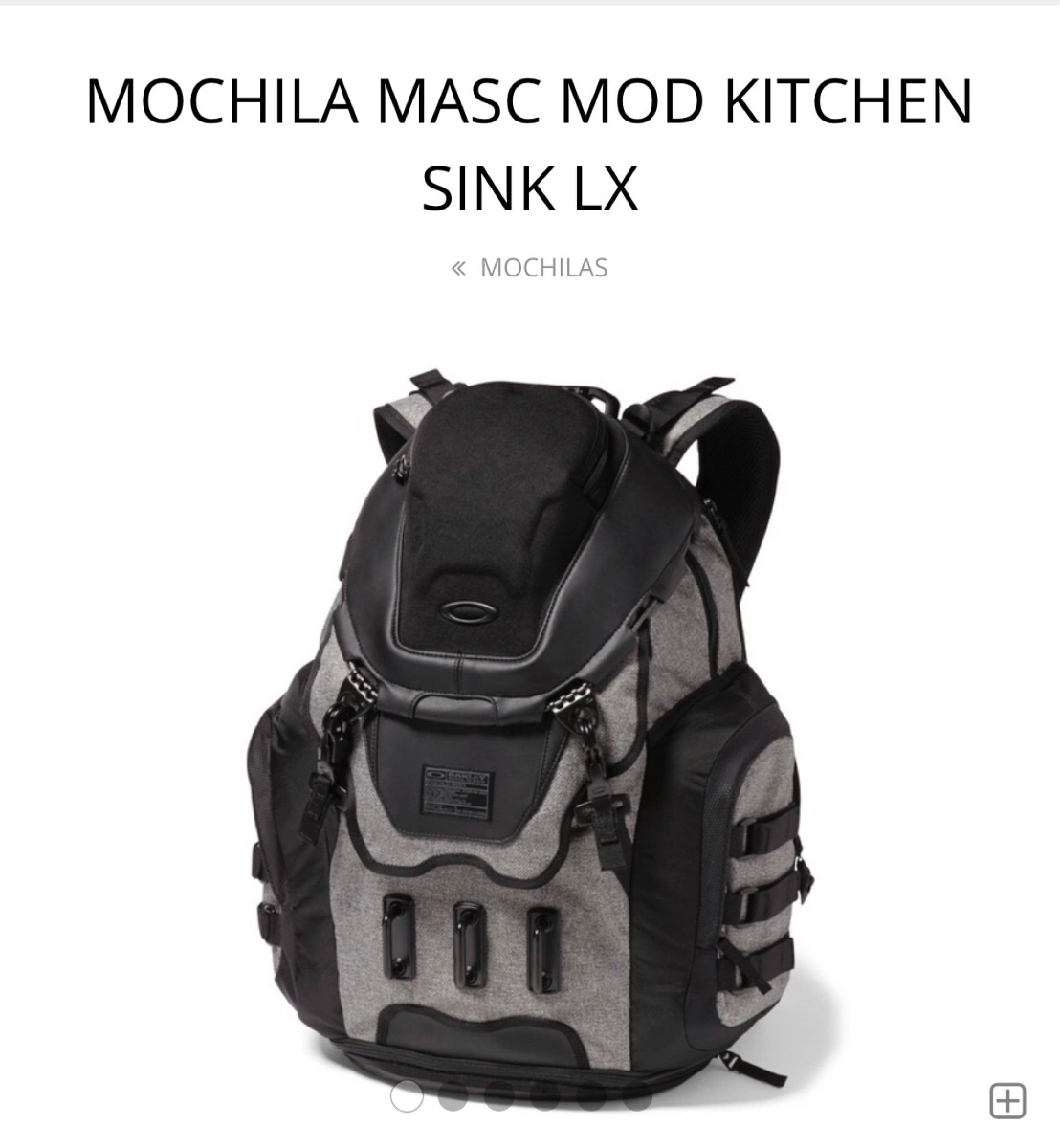 904f172939e77 mochila oakley kitchen sink lx original. Carregando zoom.