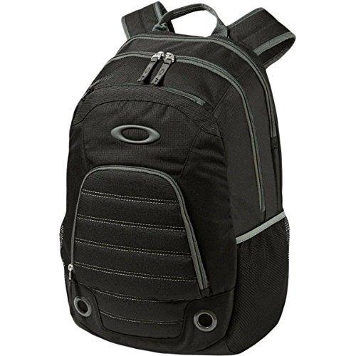 mochila oakley men's 5 speed backpack,one size,jet black