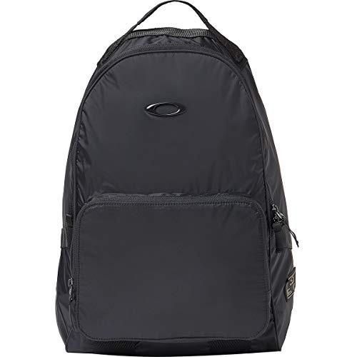 mochila oakley men's packable backpacks,one size,blackout