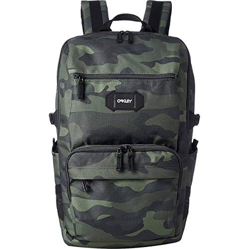 mochila oakley men's street pocket backpack, core camo, one