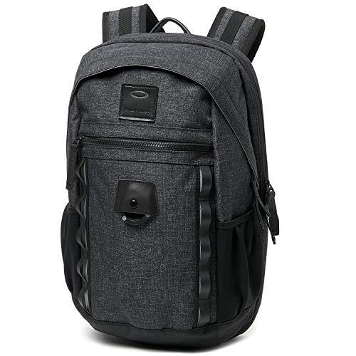 mochila oakley mens voyage 22l backpack one size blackout