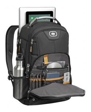 mochila ogio  axle pack backpack laptop ipad iphone