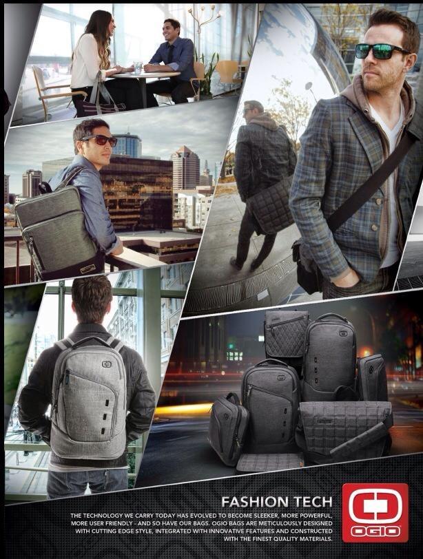 Mochila Ogio Newt 15 Backpack Ipad Laptop Especializada ...