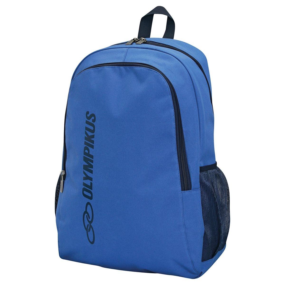 839119cd4 mochila olympikus essential produto original - 61803 azul. Carregando zoom.