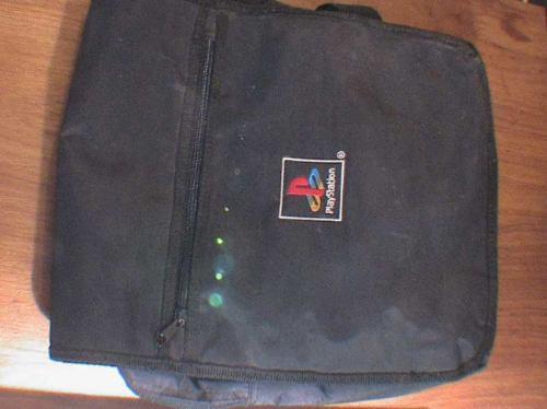 mochila original playstation
