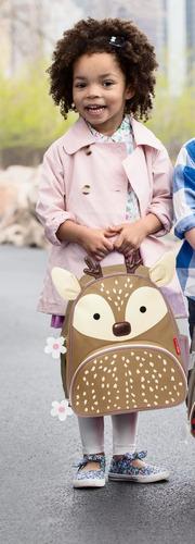 mochila original zoo rena - skip hop