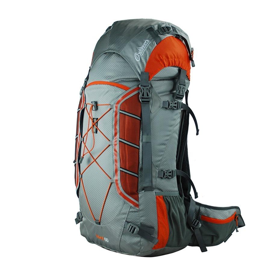 Mochila Outdoor Profesional Camping 55 Litros - $ 2.434,00 en ...