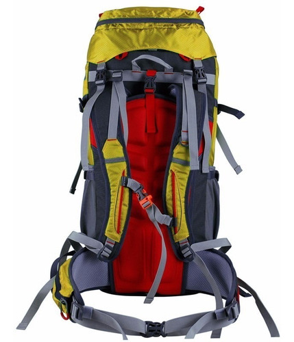 mochila outdoors 45 litros camping mochilero local palermo