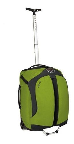 mochila ozone 22 maleta 46 litro unitalla verde osprey packs