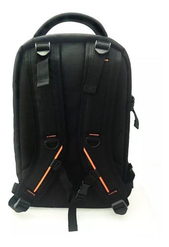 mochila  p/ câmera fotográfica profissional / kf-13037