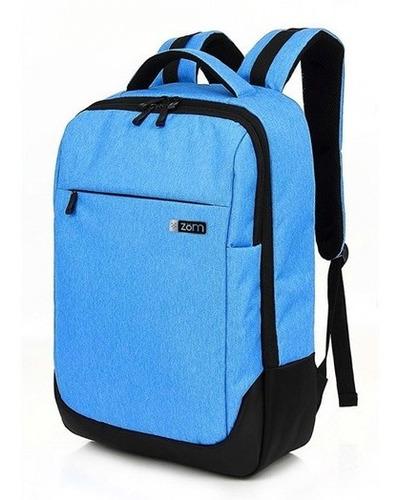 mochila p notebook 15,6 zom hasta 10kg varios modelos ctas