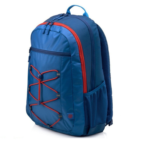 mochila p notebook active 15.6 blue red hp resistente agua