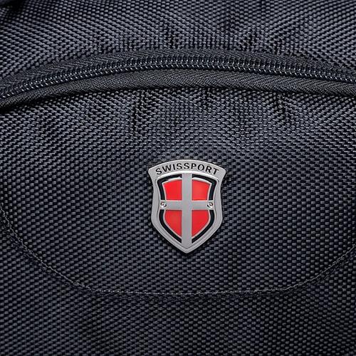 mochila p/ notebook masculina resistente original swissport