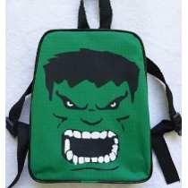 mochila pac man bolsa grande costas escola passeio