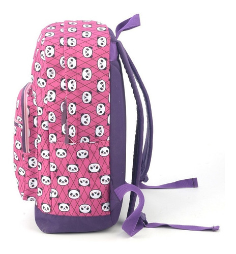 mochila  panda up4you rosa-45579
