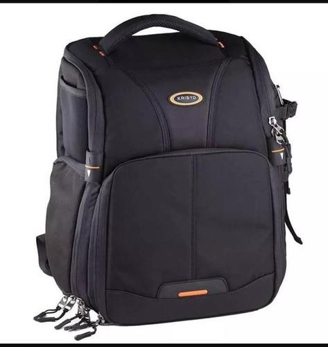 mochila para cámara accesorios