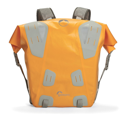 mochila para cámara dryzone bp 40l lowepro amarillo