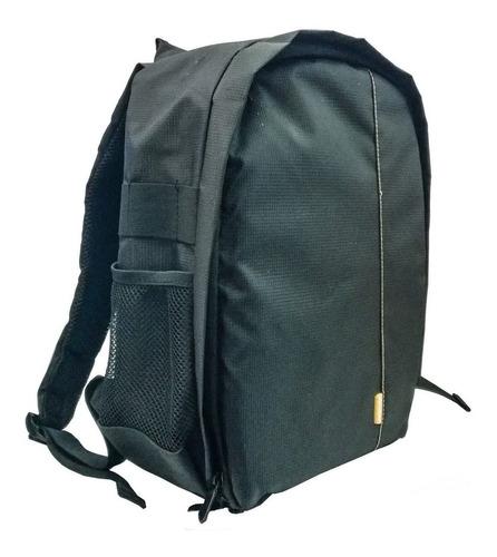 mochila para cámara fotográfica reflex