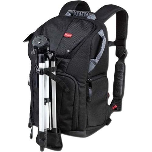 mochila para camara laptop y lente compatible nikon sony eos