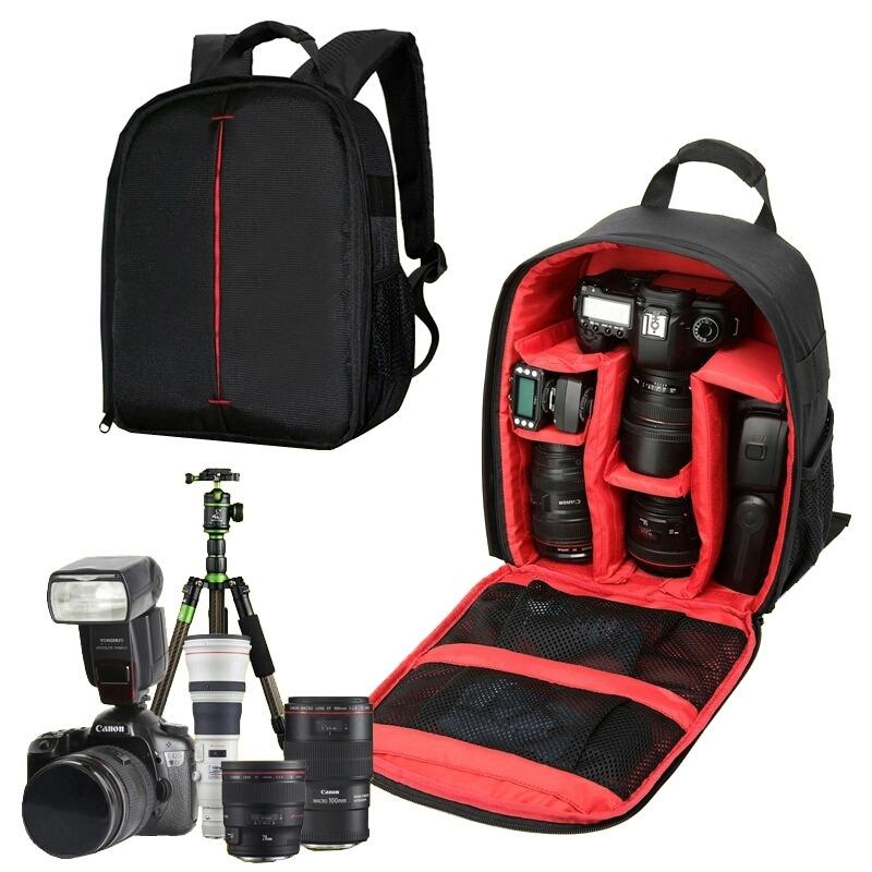 zoom bolso réflex resistente agua Cargando para cámara notebook mochila al 1YqZHznxw