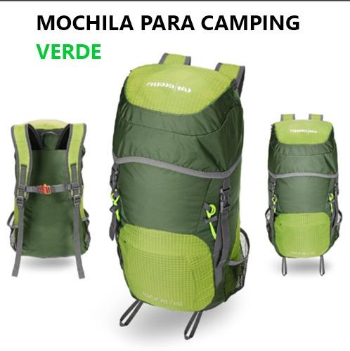 mochila para camping 35l