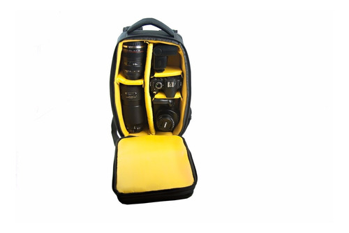 mochila para câmera acessórios!!!