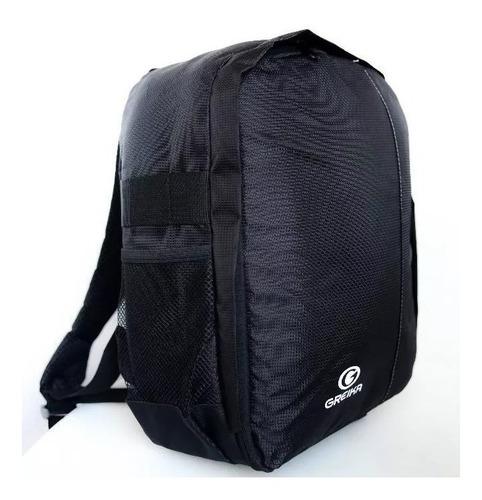 mochila para câmera acessórios