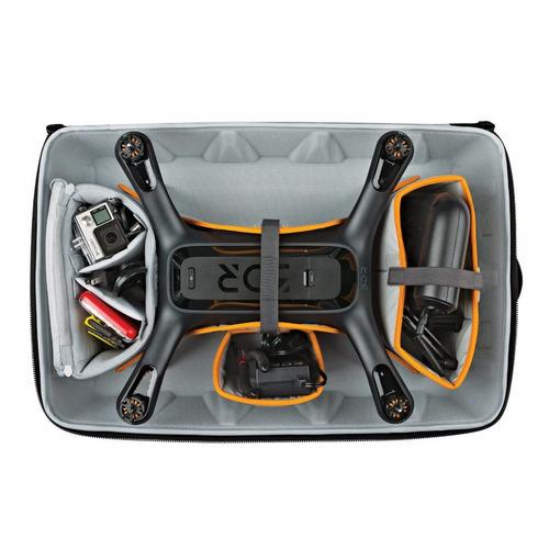 mochila para dron droneguard cs 400 lowepro negro a0002546
