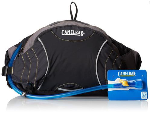 mochila para hidratacion camelbak flashflo lr 50 negro café