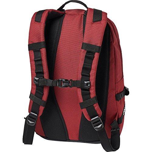 mochila para hombre oakley, color rojo hierro, talla única p