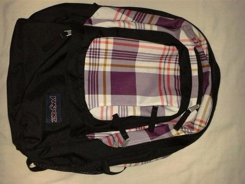 mochila para laptop jansport