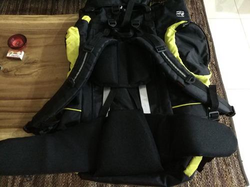 mochila para montaña