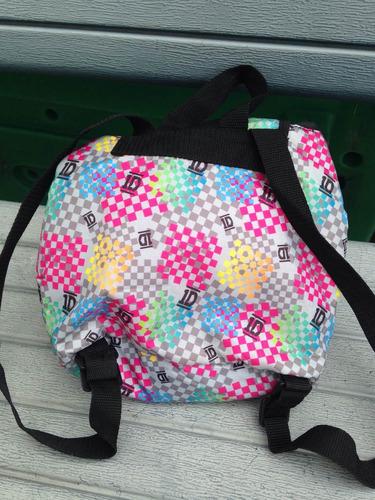 mochila para niña one directions !original!