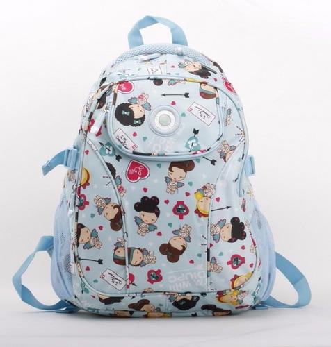 mochila para niñas colegio o club