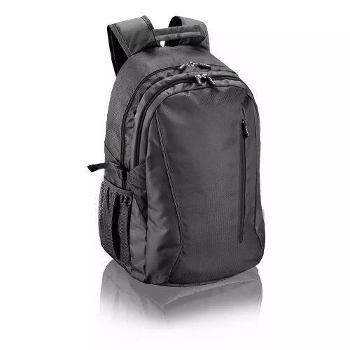 mochila para notebook 15,6 multilaser duplo nylon bo202